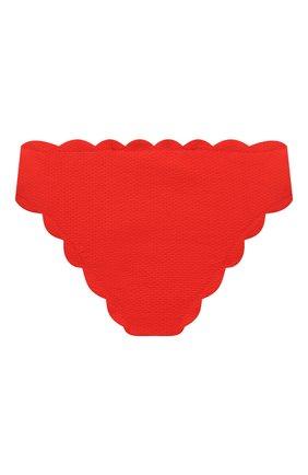 Детского плавки-бикини MARYSIA BUMBY красного цвета, арт. BB095R | Фото 2