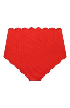 Детского плавки-бикини MARYSIA BUMBY красного цвета, арт. BB032R | Фото 2