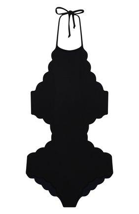 Детского слитный купальник MARYSIA BUMBY черного цвета, арт. B0044R | Фото 1