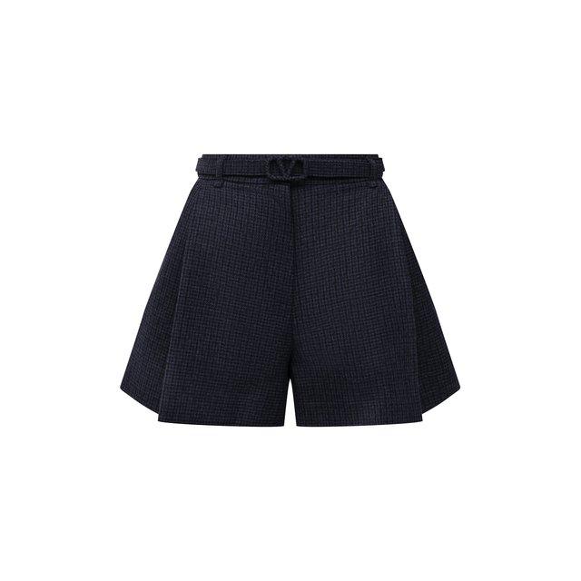 Шерстяные шорты Valentino