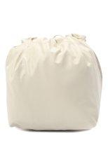 Женская сумка drawstring JIL SANDER белого цвета, арт. JSPT853407-WTB00105   Фото 1