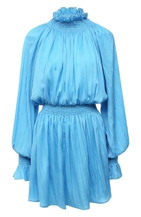 Женское платье MSGM голубого цвета, арт. 3141MDA39A 217618 | Фото 1