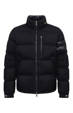 Мужская пуховая куртка delaume MONCLER темно-синего цвета, арт. G2-091-1A000-05-53333 | Фото 1