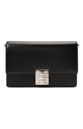 Женская сумка 4g small GIVENCHY черного цвета, арт. BB50HEB15S | Фото 1