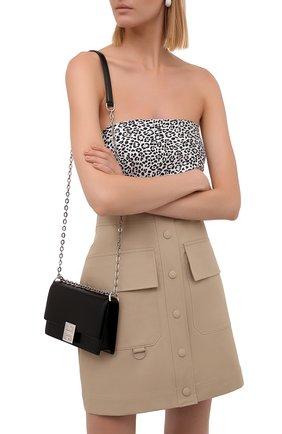 Женская сумка 4g small GIVENCHY черного цвета, арт. BB50HEB15S | Фото 2