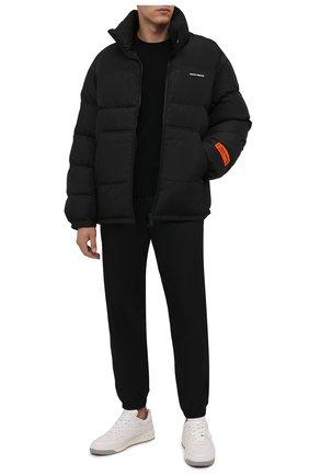 Мужская утепленная куртка HERON PRESTON черного цвета, арт. HMED008F21FAB0011000 | Фото 2