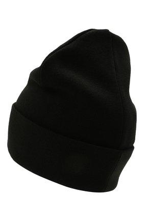 Мужская шапка HERON PRESTON черного цвета, арт. HMLC004F21KNI0011000 | Фото 2
