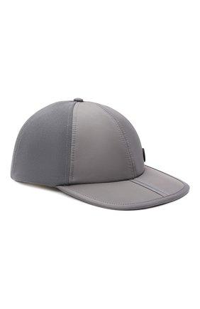 Мужской бейсболка BOGNER серого цвета, арт. 98202487 | Фото 1 (Материал: Текстиль, Синтетический материал)