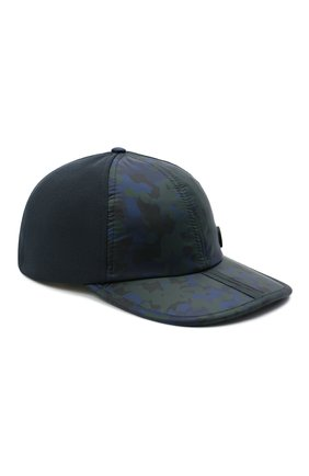 Мужской бейсболка BOGNER синего цвета, арт. 98206852 | Фото 1 (Материал: Синтетический материал, Текстиль)