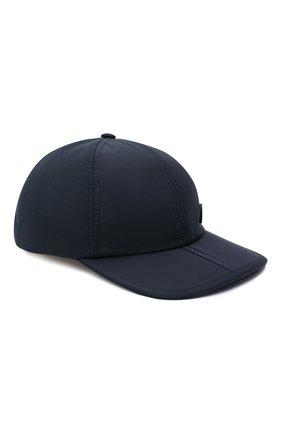Мужской бейсболка BOGNER синего цвета, арт. 98202487 | Фото 1 (Материал: Текстиль, Синтетический материал)