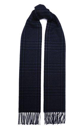 Мужской шерстяной шарф ETON темно-синего цвета, арт. A000 32844   Фото 1