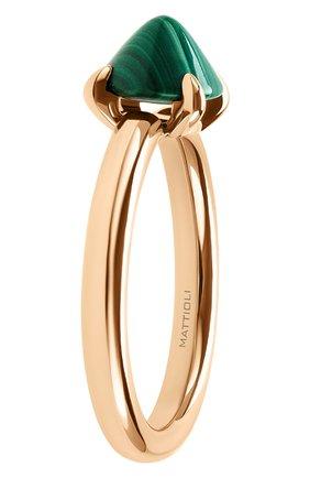 Женские кольцо MATTIOLI бесцветного цвета, арт. MAN137R006M   Фото 4