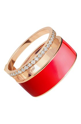 Женские кольцо REPOSSI бесцветного цвета, арт. RCH2ADPG00000   Фото 1