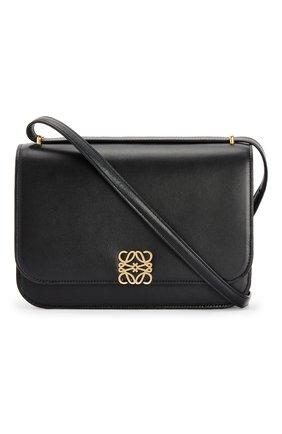Женская сумка goya LOEWE черного цвета, арт. A896N01X03/ | Фото 1