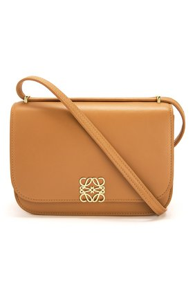 Женская сумка goya small LOEWE бежевого цвета, арт. A896N09X01/ | Фото 1