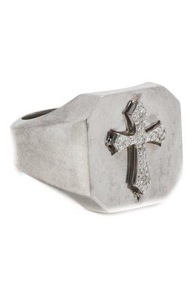 Женское кольцо LEVASHOVAELAGINA серебряного цвета, арт. ss/r | Фото 1
