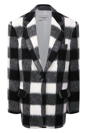 Женский жакет FORTE DEI MARMI COUTURE черно-белого цвета, арт. 21WF1406 | Фото 1