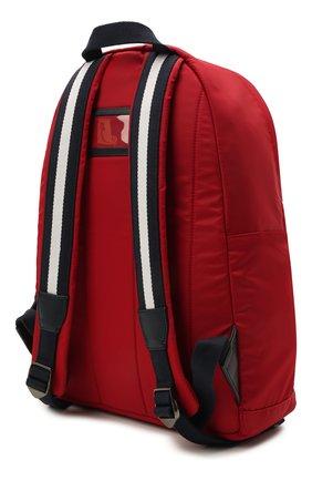 Детская рюкзак DOLCE & GABBANA красного цвета, арт. EM0074/AU927   Фото 2 (Материал: Текстиль)