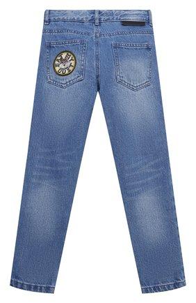 Детские джинсы STELLA MCCARTNEY голубого цвета, арт. 602323/SRK32 | Фото 2