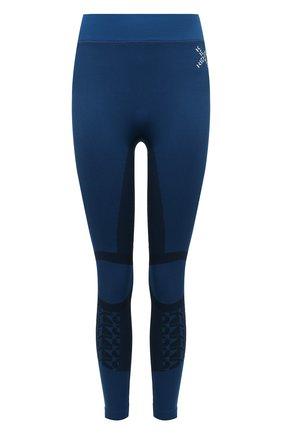 Женские леггинсы KENZO темно-синего цвета, арт. FB62PA7364JJ | Фото 1