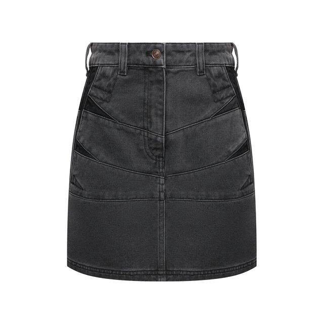 Джинсовая юбка Kenzo