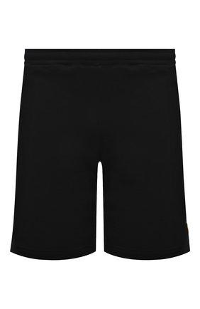 Мужские хлопковые шорты KENZO черного цвета, арт. FB55PA7274ML | Фото 1