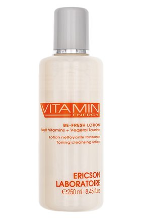 Витаминизированный лосьон be-fresh lotion (250ml) ERICSON LABORATOIRE бесцветного цвета, арт. 3700358318549   Фото 1