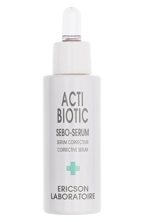 Сыворотка для лечения акне acti-biotic sebo-serum  (30ml) ERICSON LABORATOIRE бесцветного цвета, арт. 3700358305297   Фото 1
