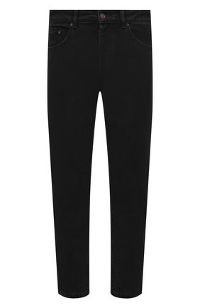 Мужские джинсы KENZO черного цвета, арт. FB65DP2002ED | Фото 1