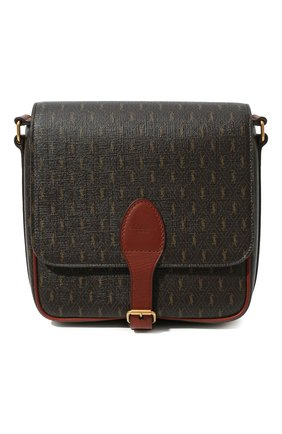 Мужская сумка le monogramme SAINT LAURENT коричневого цвета, арт. 668582/2UY2W | Фото 1