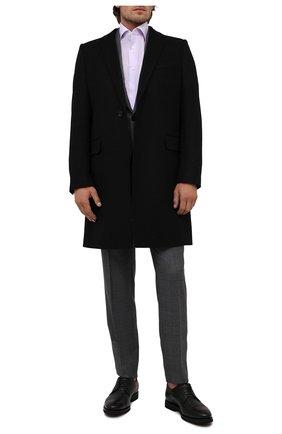 Мужские кожаные дерби H`D`S`N BARACCO черного цвета, арт. 80222.M.2* | Фото 2