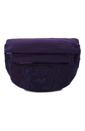 Женская поясная сумка kampus KENZO фиолетового цвета, арт. FA65SF307F20 | Фото 1