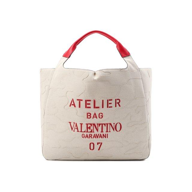 Сумка Atelier 07 Camouflage Edition large Valentino