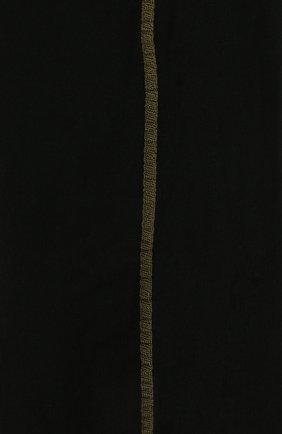 Женские носки DRIES VAN NOTEN черного цвета, арт. 212-011902-041 | Фото 2