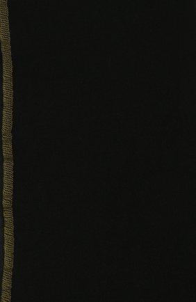 Женские колготки DRIES VAN NOTEN черного цвета, арт. 212-011903-042 | Фото 2 (Материал внешний: Синтетический материал)