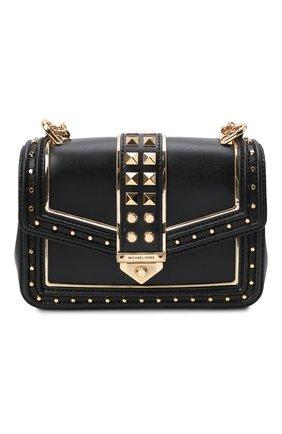 Женская сумка soho small MICHAEL MICHAEL KORS черного цвета, арт. 30S1G1SL0U | Фото 1