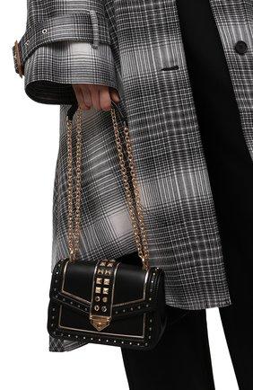 Женская сумка soho small MICHAEL MICHAEL KORS черного цвета, арт. 30S1G1SL0U | Фото 2