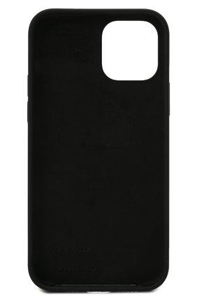 Чехол для iphone 12 pro PALM ANGELS черного цвета, арт. PMPA030F21PLA0091001   Фото 2