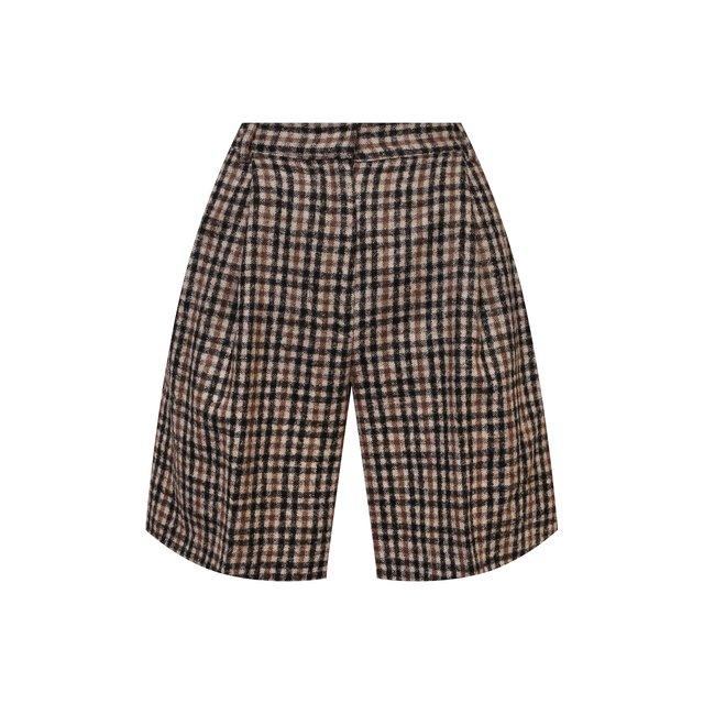 Шерстяные шорты Kiton
