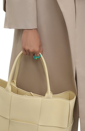 Женское кольцо LILI ARCHIVE синего цвета, арт. RM2C11S1   Фото 2