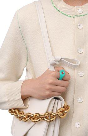 Женское кольцо LILI ARCHIVE бирюзового цвета, арт. RM3C34S3   Фото 2