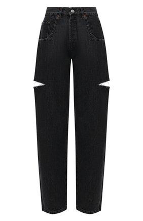 Женские джинсы FORTE DEI MARMI COUTURE темно-серого цвета, арт. 21WF1063 | Фото 1