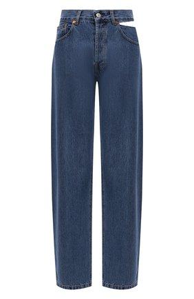Женские джинсы FORTE DEI MARMI COUTURE синего цвета, арт. 21WF1056 | Фото 1