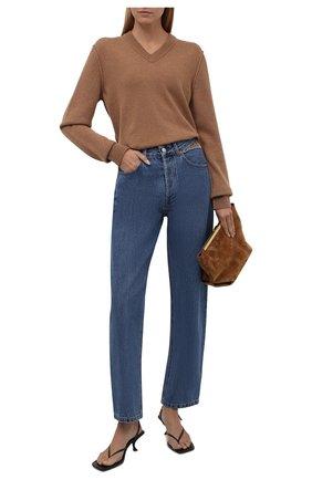 Женские джинсы FORTE DEI MARMI COUTURE синего цвета, арт. 21WF1056 | Фото 2