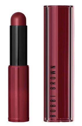 Помада для губ crushed shine jelly stick, оттенок cranberry BOBBI BROWN бесцветного цвета, арт. EP74-01   Фото 1