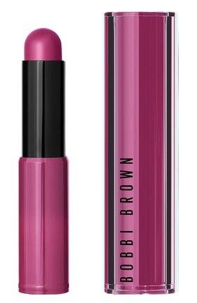 Помада для губ crushed shine jelly stick, оттенок lilac BOBBI BROWN бесцветного цвета, арт. EP74-04   Фото 1