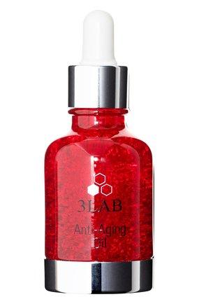 Антивозрастное масло для лица anti-aging oil (30ml) 3LAB бесцветного цвета, арт. 0686769002730   Фото 1