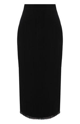 Женская юбка N21 черного цвета, арт. 21I N2M0/C011/5336   Фото 1