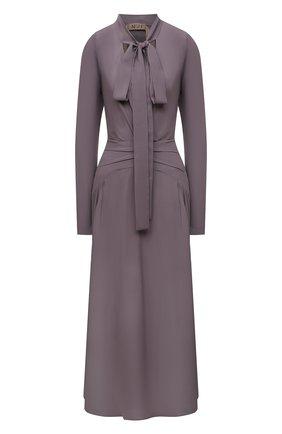 Женское платье N21 серого цвета, арт. 21I N2M0/H171/5111   Фото 1