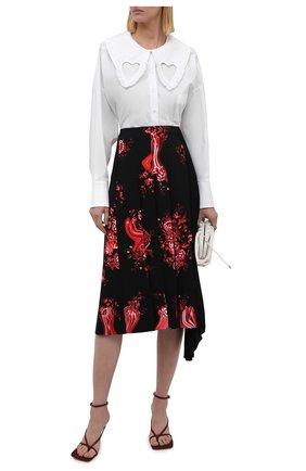 Женская юбка VIVETTA разноцветного цвета, арт. 21I V2M0/C031/5045 | Фото 2